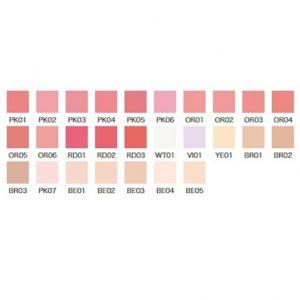 [IPSA] 입사 페이스 컬러 EX 리필 Face Color EX (특급배송)