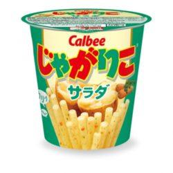 [일본과자] 가루비 자가리코 4종류 사라다맛 명란젓맛 버터맛 치즈맛 / 일본스낵 (특급배송)