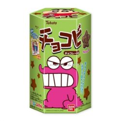 [일본과자] 짱구는 못말려 과자 쵸코비 초콜릿맛 25g / 크레용 신짱 / 짱구 / 초코비 / 홈런볼 (특급배송)