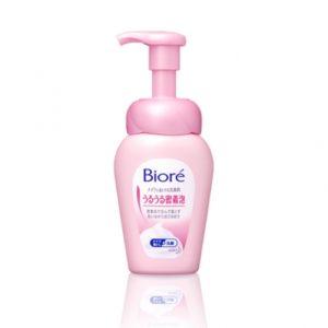 BIORE 비오레 우루오이 폼 클렌징 160ml / 페이셜클렌징 / 거품클렌징 / 세안제 / 촉촉한피부 (특급배송)