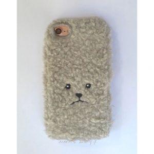[KEORA KEORA] 케오라케오라 토이푸들 아이폰 케이스 믹스그레이 / iPhone7 & iPhone6/6s 대응 (특급배송)