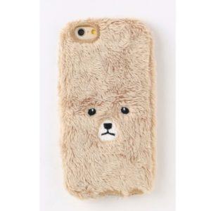 [KEORA KEORA] 케오라케오라 곰 아이폰 케이스 골드 bear / iPhone7 & iPhone6/6s 대응 (특급배송)