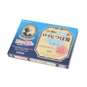 [건강제품모음] 로이히츠보코 동전파스 쿨 신상품 156매 6개 세트