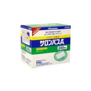 샤론파스(사론파스) 일본국민파스 효과보장 240매입