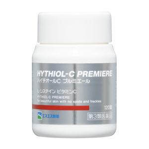 하이올치C 프리미어 120정 기미 주근깨 등의 피부 드러블에 효과