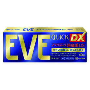 [EVE QUICK]이브 퀵 두통약 DX 40정
