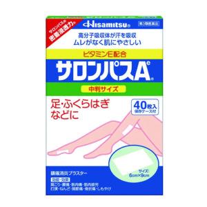샤론파스 Ae중판(사론파스) 일본국민파스 40매입